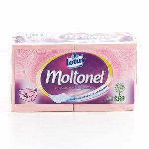 PAP.TOILETTE 4PQ MOLTONEL