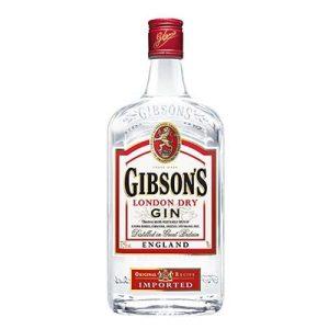 GIN GIBSON 70CL. 37.5 DG