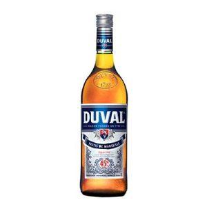 PASTIS DUVAL LITRE 45DG