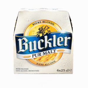 BLLE.6X25 BUCKLER S/ALCOO