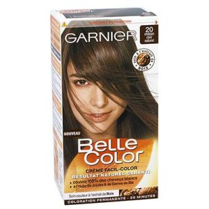 CHATAIN CLAIR20 BEL.COLOR