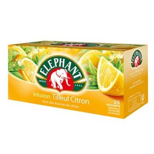 TILLEUL CITR.25S.ELEPHANT