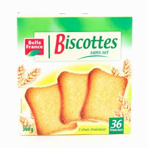 BISCOT.36T.S.SEL 300G. BF