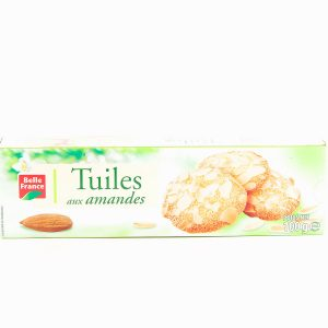 TUILES AMANDES 100G. BF