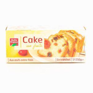CAKE FRUITS TRANCH.250.BF