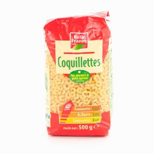 COQUILLETTES 500G. BF