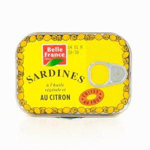 1X5 SARDINE CITRON BF