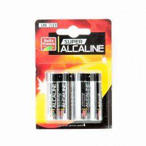 BL.4PIL.ALCALINE.LR6 BF