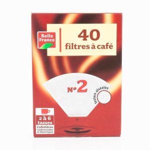 PQ.40.FILTRE CAFE N2. BF