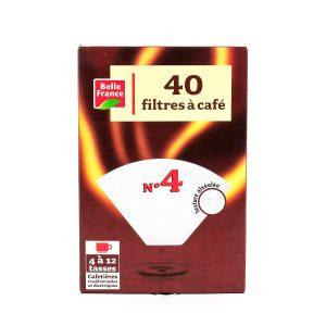 PQ.40 FILTRE CAFE N4 BF