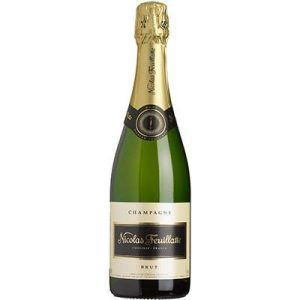 CHAMP.75CL FEUILLATE BRUT