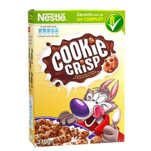 COOKIE CRISP.CEREAL.375NE