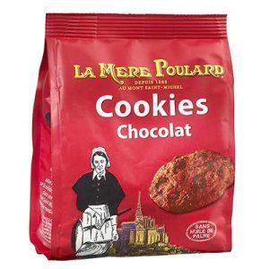 COOKIES CHOCOLAT M.POULAR