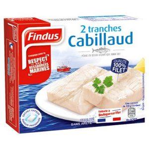CABILLAUD 2TR. 200 FINDUS