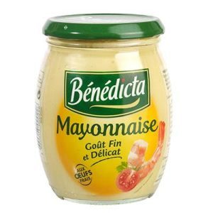 BX MAYONNAISE 470G BENEDI