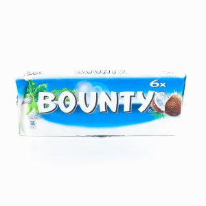 PACK.6 BOUNTY LAIT 171G