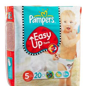 PAMPERS EASY UP JUNIORX21