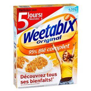 CEREALES WEETABIX 430GR.