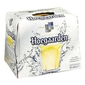 BLLE 12X25CL HOEGARDEN
