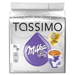 P8DOSETTES TASSIMO MILKA