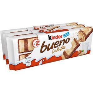 P.3X2 KINDER BUENO WHITE